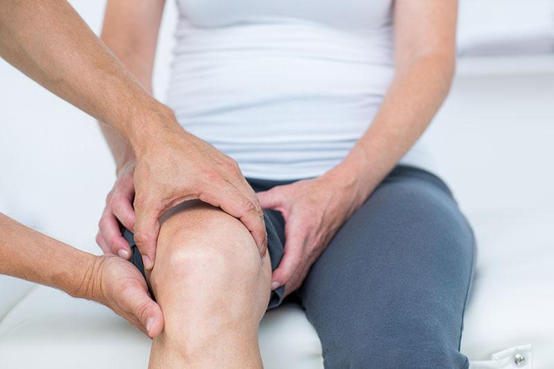 a fájdalom lokalizációja térd artrózissal