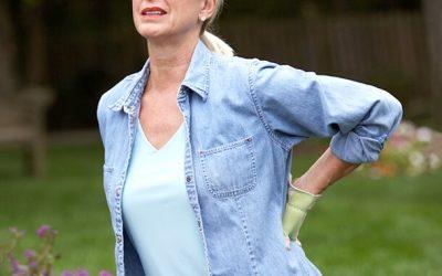 Járás közben fáj a dereka?